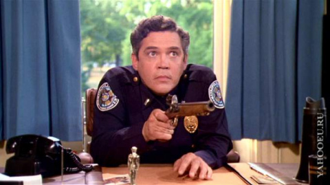 Все как в Америке: полицейск…