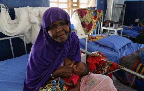 50-летняя женщина спасла вну…