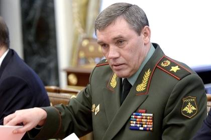 Герасимов наградил организовавшего высадку десанта в тыл ИГ сирийского генерала