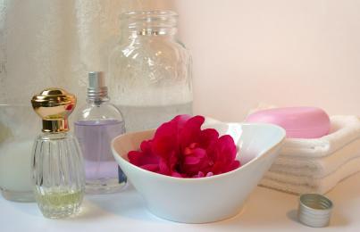 настой из лепестков розы в аромотерапии