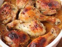 Иран. Курица с медом и горчицей