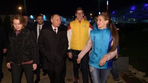 Путин отрыл хорватским студе…