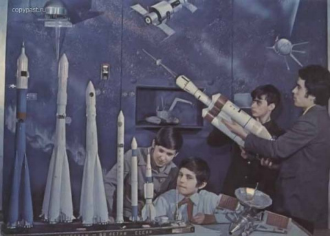 Кружки и секции: как это было в СССР