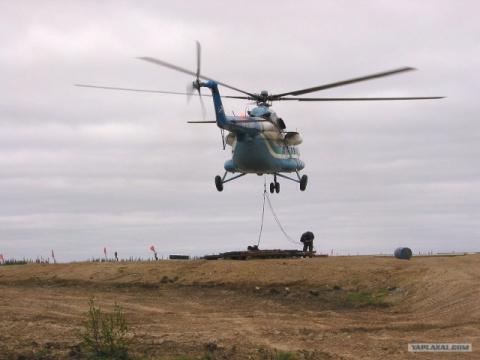 Рассказы вертолетчика
