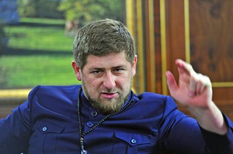 Кадыров опубликовал видео др…