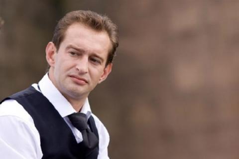 Российский актер Константин …