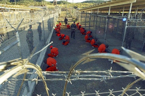 Власти США выпустили из Гуан…