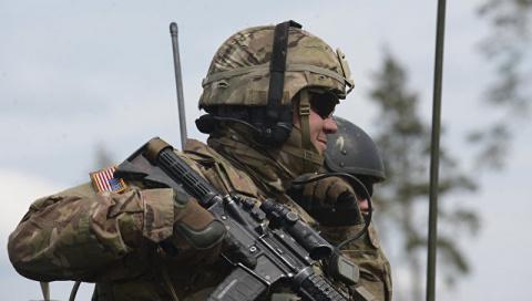 Эстонских срочников «выселят» из казарм в палатки из-за прибытия солдат НАТО