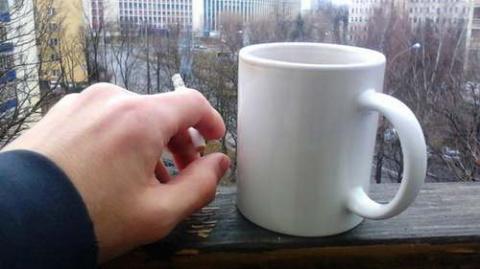 Верховный суд России  запретил одному жителю Новосибирска курить на балконе собственной квартиры!