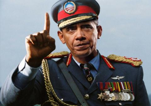 Обама возвращается для свержения Трампа