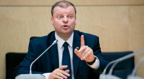 Премьер Литвы рассказал Минску об «опасности» экспорта нефтепродуктов через Россию