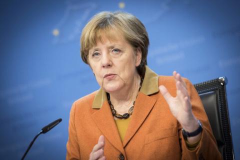 Меркель в поисках «российско…