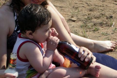 Онажемать, онжеотец и 5-летняя загубленная жизнь
