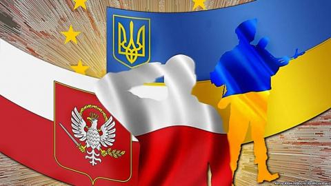 Поляки и украинцы борются: к…