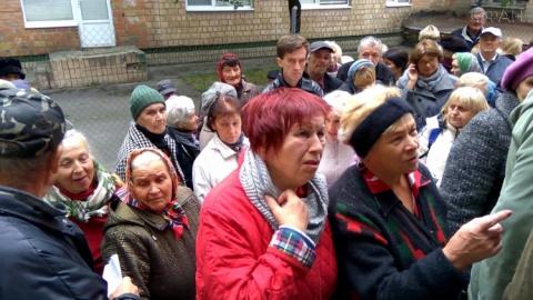 Голодомор на Украине: как ки…