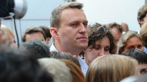 Астраханцы высмеяли Навально…