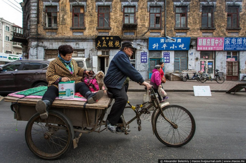 От русского Китая к мусульманской трущобе