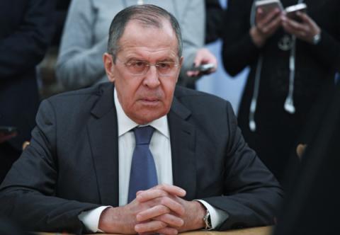 Сергей Лавров осадил посла Ф…