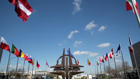 В НАТО выразили беспокойство…