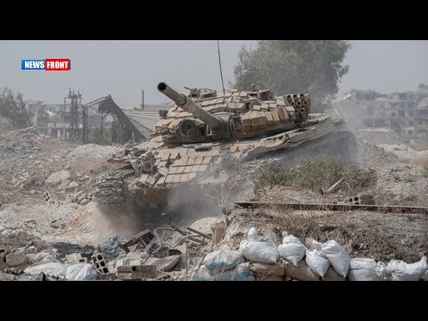 Сводка новостей: ДНР, ЛНР, Сирия, мир / 28.08.2017