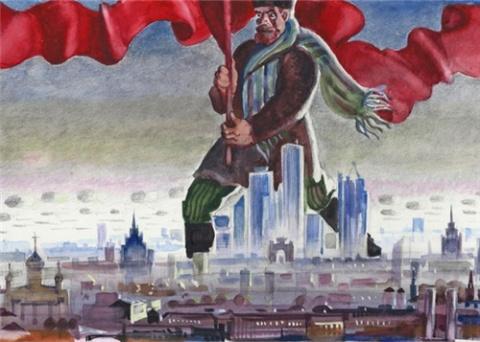 Проханов взывает к Путину