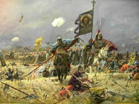 Куликовская битва: День воин…