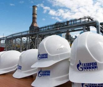 «Газпром» подкрался незаметн…