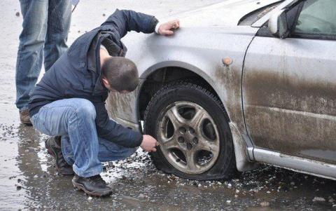Колоть шины по закону — хорошая идея