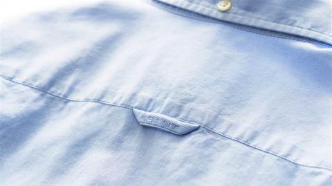 Зачем сзади рубашки петелька