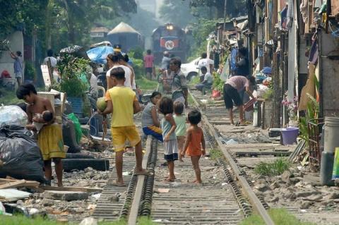 Жизнь в Маниле: 15 фотографи…