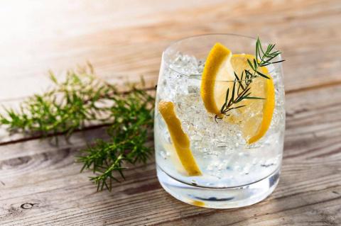 Секрет приготовления джин-то…