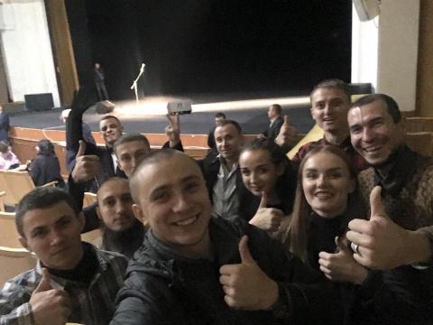 Про концерт Райкина в Одессе. Послесловие. Или некролог