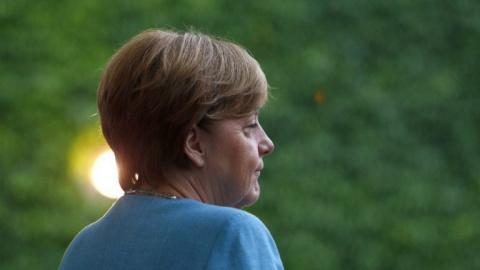 Беспардонная Меркель. Der Spiegel, Германия