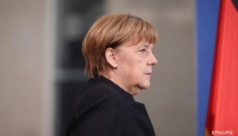 Меркель заявила, что наСША …