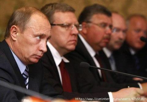 Путин и заговор элиты: кто к…
