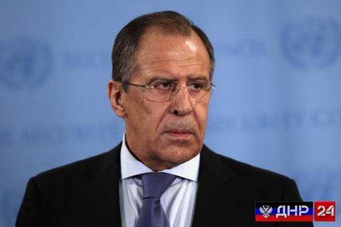 Лавров: Россия не позволит Украине установить на Донбассе свои порядки