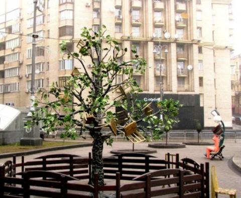 Интересные и необычные памятники в Киеве