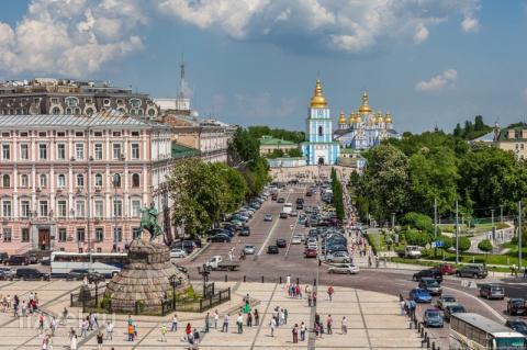 Киев на майские праздники