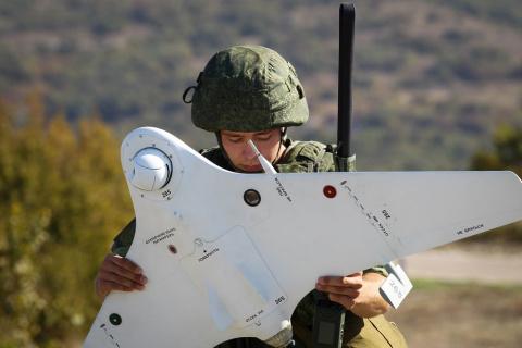 Военным предложат беспилотни…
