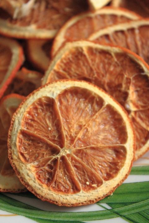 Апельсиновая пудра