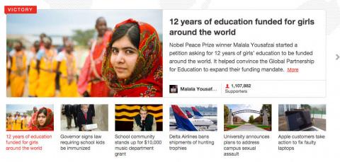 Почему не надо подписывать петиции на Change.Org