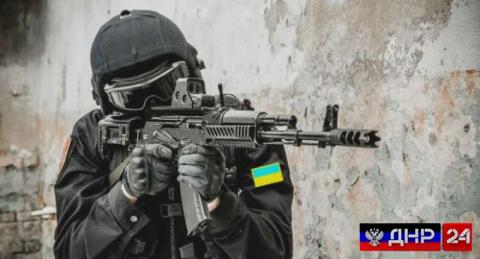 Спецназ СБУ прибыл в Донбасс для противодействия боевикам «Правого сектора»