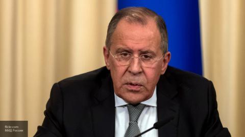 Сергей Лавров выразил сомнения по поводу адекватности Александра Турчинова