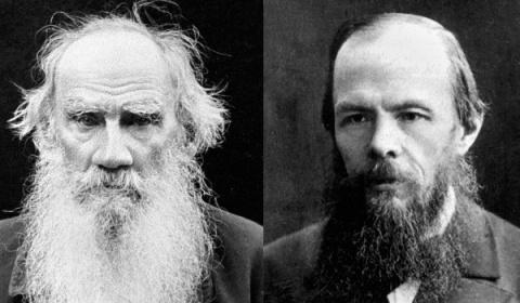 Достоевский против Толстого …