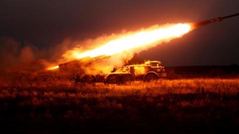 ВСУ штурмуют позиции ДНР в районе Горловки