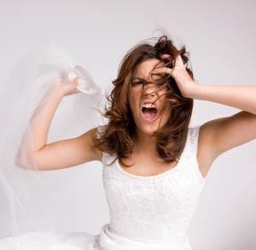 Как выглядит кошмар на свадь…