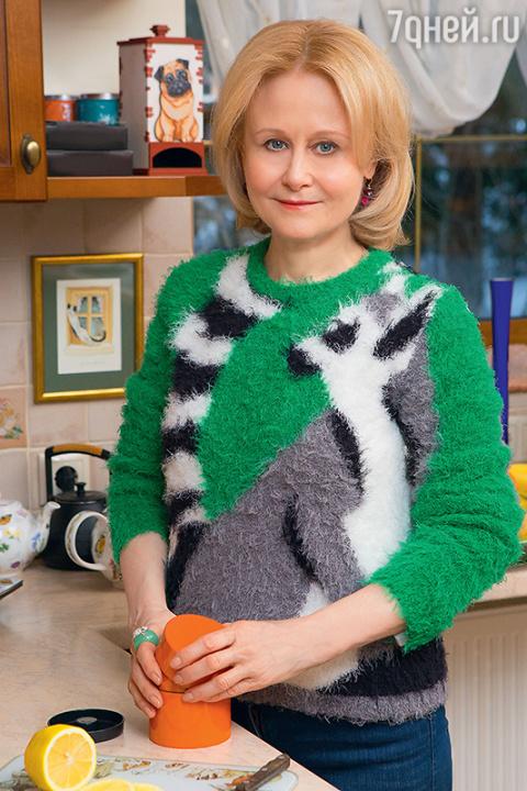 Рецепты от Дарьи Донцовой: п…