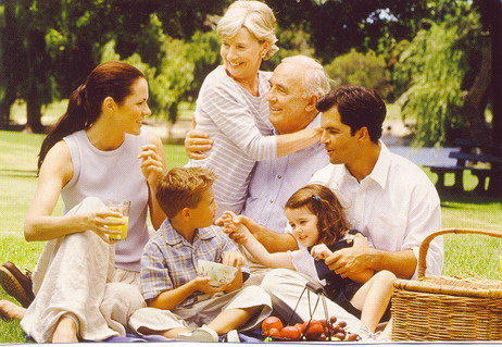 Как сохранить семейные ценности.