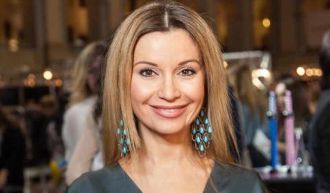 Ольга Орлова показала себя в бикини.