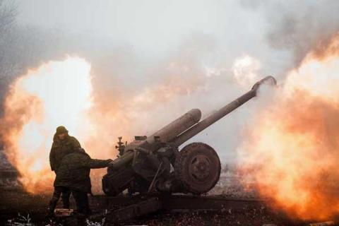 ВСУ атаковали Донбасс по нес…